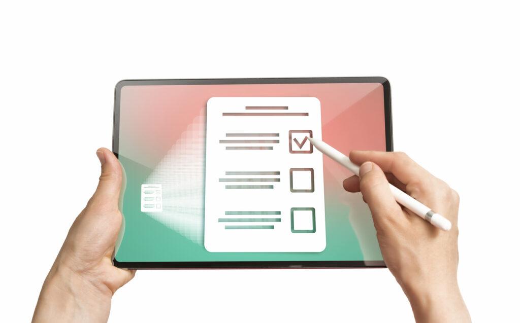 Service Agreement checklist
