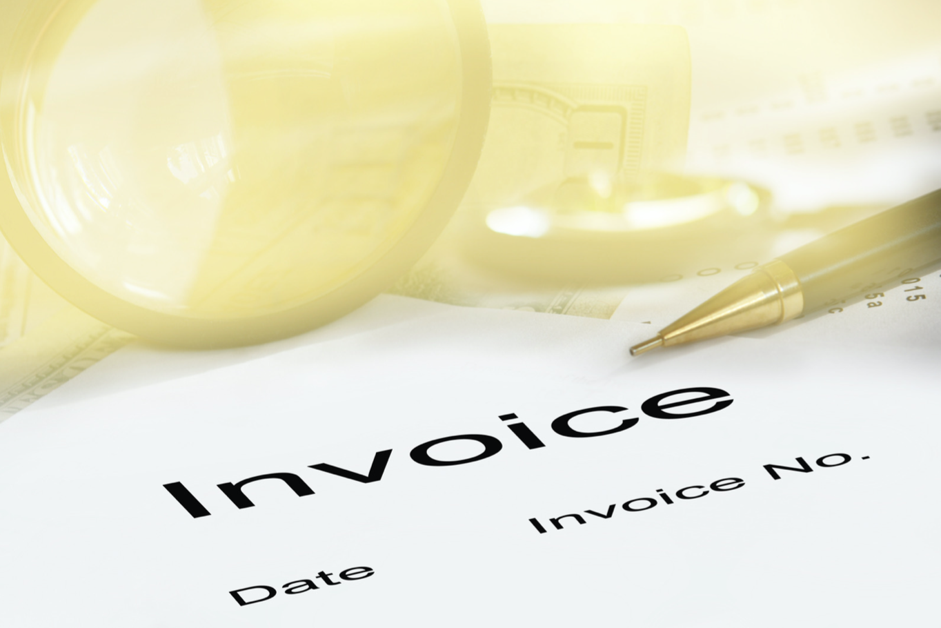 P3 HVAC Software - Purchase Order and Invoice